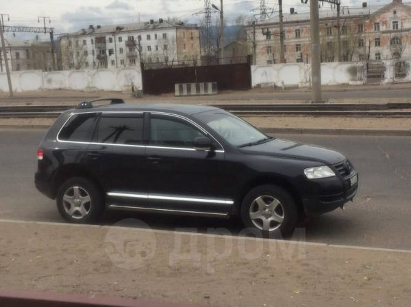Volkswagen Touareg, 2006 год, 475 000 руб.