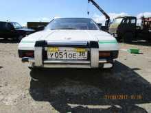 Улеты Тойота МР2 1984