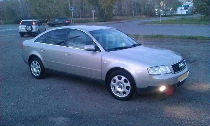 Audi A6, 2002 год, 205 000 руб.