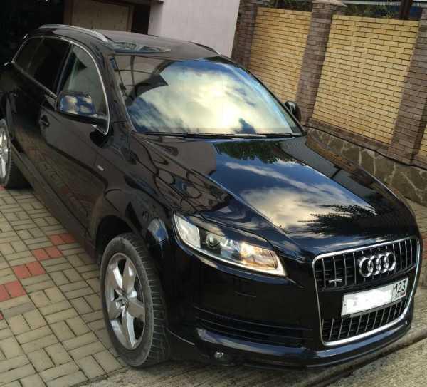 Audi Q7, 2007 год, 1 070 000 руб.