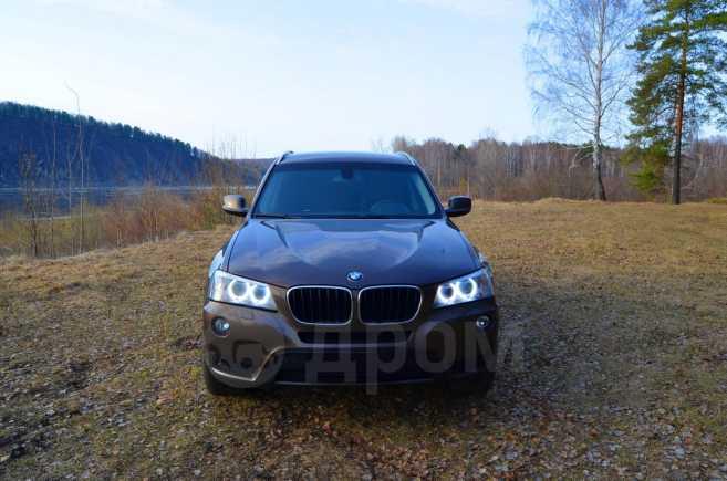 BMW X3, 2011 год, 1 100 000 руб.