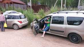 Зеленогорск Ларгус 2014