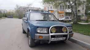 Кемерово Ниссан Рашин 1995