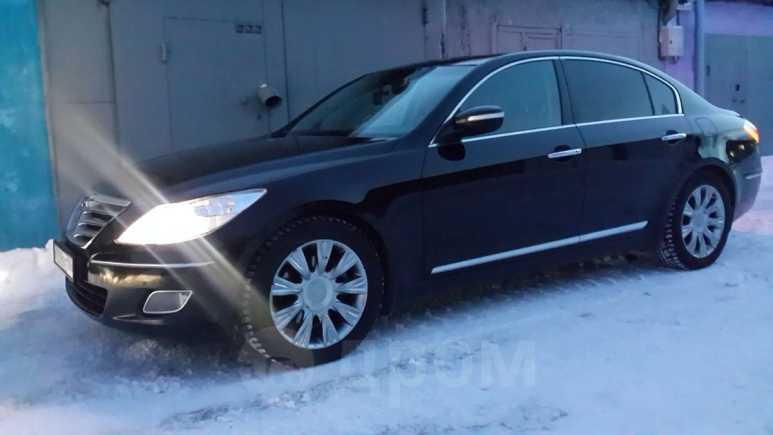 Hyundai Genesis, 2010 год, 1 150 000 руб.