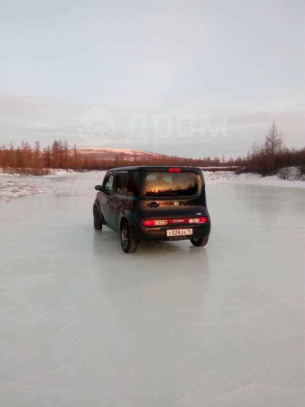 Nissan Cube, 2010 год, 345 000 руб.