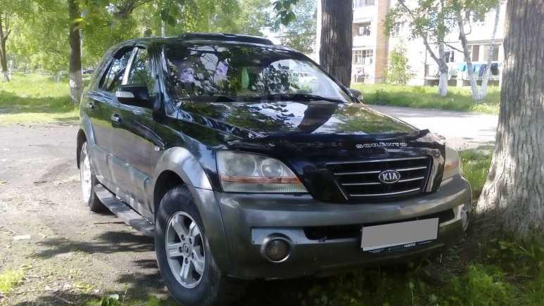 Kia Sorento, 2003 год, 410 000 руб.
