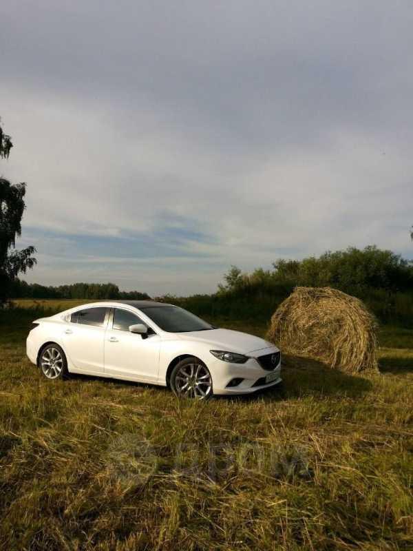 Mazda Mazda6, 2013 год, 1 000 050 руб.
