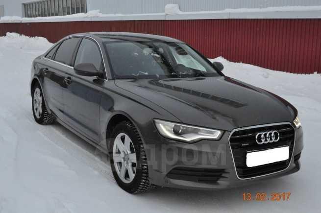 Audi A6, 2012 год, 1 350 000 руб.