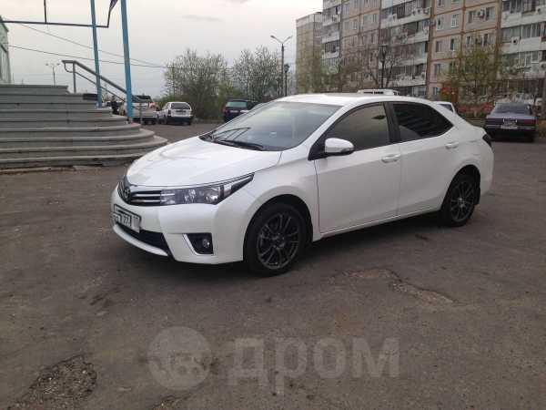 Toyota Corolla, 2014 год, 1 050 000 руб.
