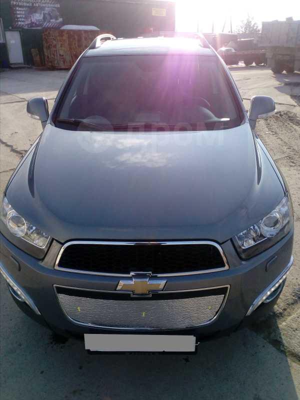 Chevrolet Captiva, 2012 год, 950 000 руб.