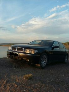 Иркутск БМВ 7 серии 2004