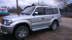 Ленск Land Cruiser Prado