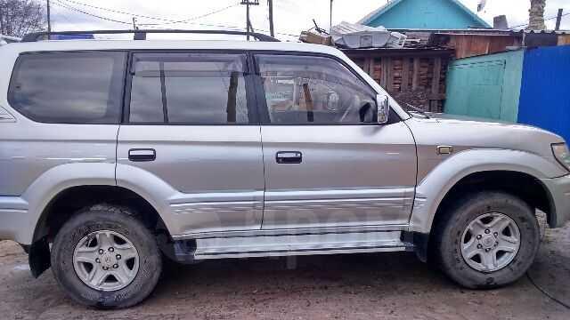 Toyota Land Cruiser Prado, 1999 год, 720 000 руб.