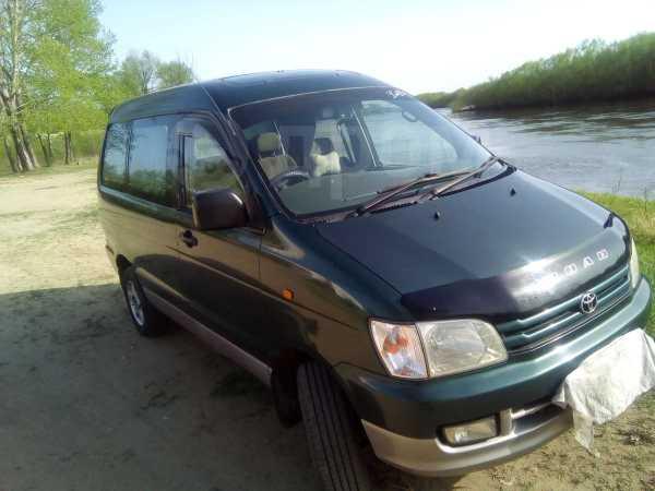 Toyota Town Ace Noah, 1998 год, 400 000 руб.