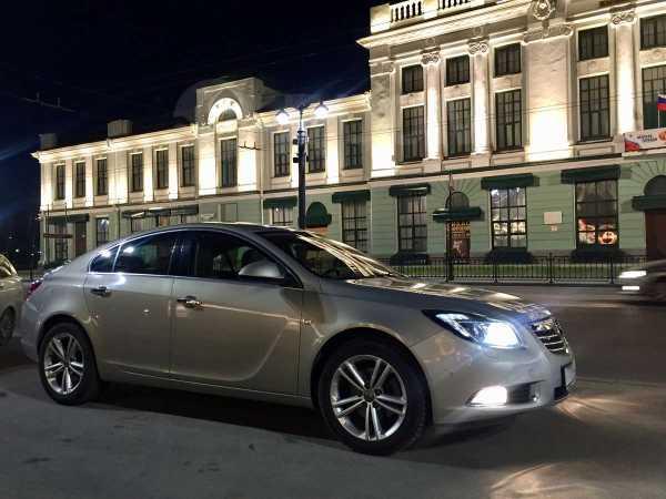 Opel Insignia, 2012 год, 735 000 руб.