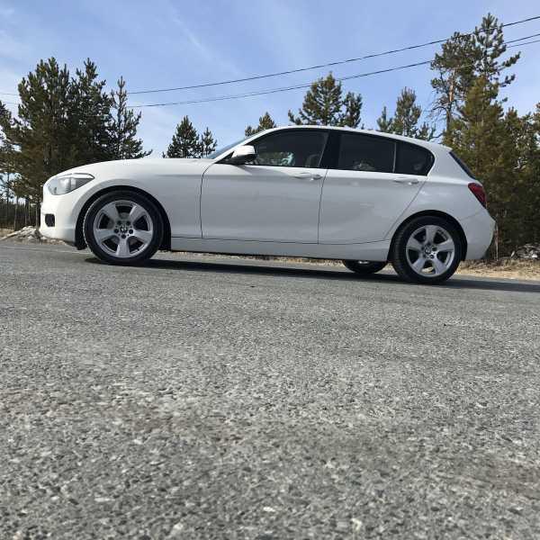 BMW 1-Series, 2012 год, 755 000 руб.