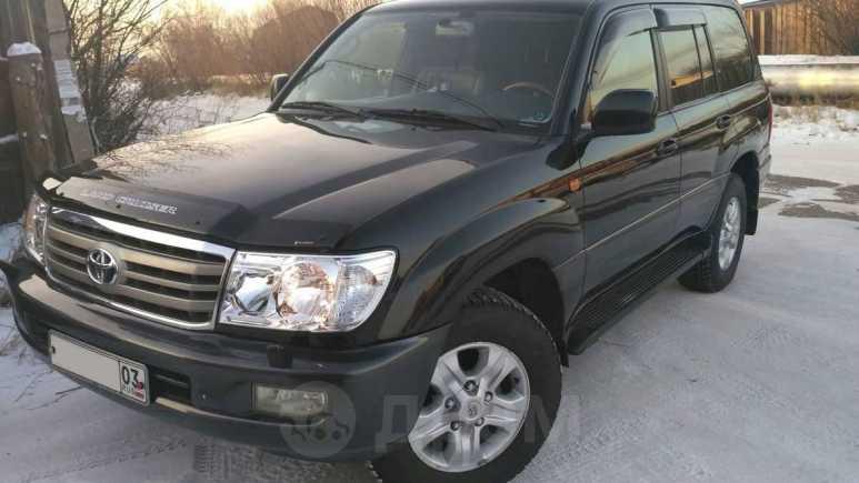 Toyota Land Cruiser, 2007 год, 1 490 000 руб.