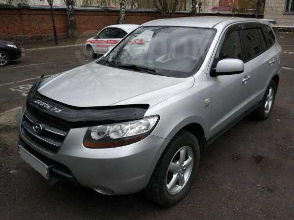 Hyundai Santa Fe, 2009 год, 775 000 руб.