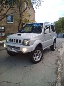 Владивосток Сузуки Джимни 2006