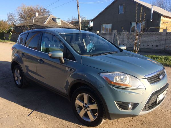 Ford Kuga, 2008 год, 610 000 руб.