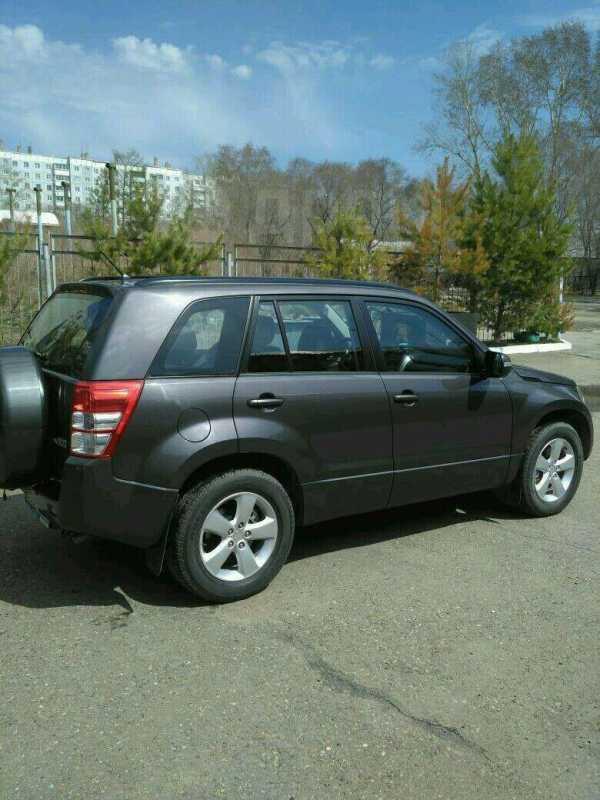 Suzuki Grand Vitara, 2011 год, 985 000 руб.