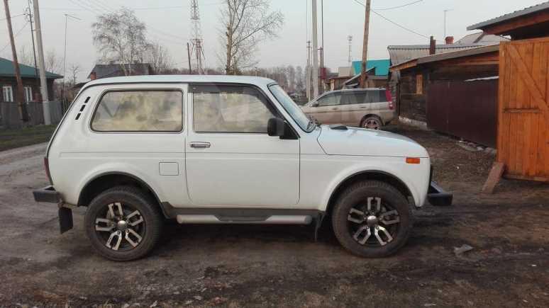 Лада 4x4 2121 Нива, 2012 год, 300 000 руб.