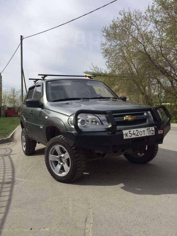 Chevrolet Niva, 2012 год, 395 000 руб.