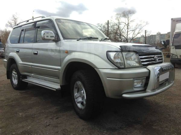 Toyota Land Cruiser 150 Prado: цена и характеристики ...
