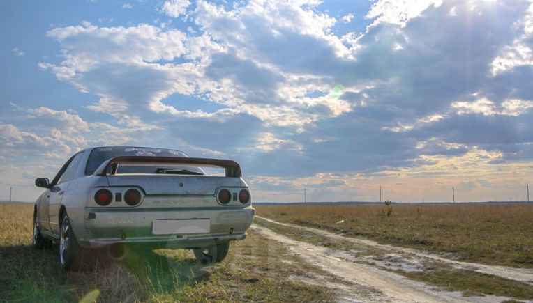 Nissan Skyline, 1990 год, 210 000 руб.
