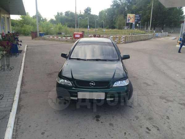 Opel Astra, 1998 год, 145 000 руб.