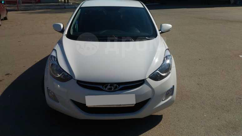 Hyundai Avante, 2011 год, 610 000 руб.
