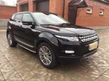 Красноярск Range Rover Evoque