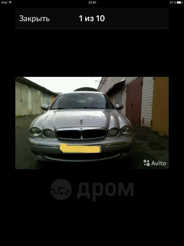 Jaguar X-Type, 2002 год, 450 000 руб.