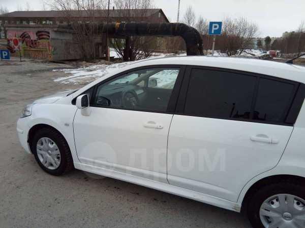 Nissan Tiida, 2013 год, 540 000 руб.