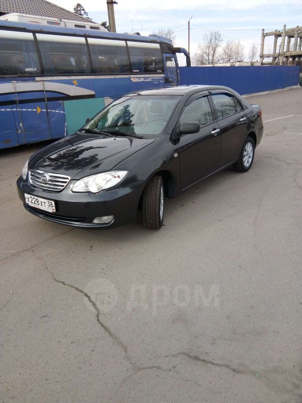 BYD F3, 2012 год, 320 000 руб.