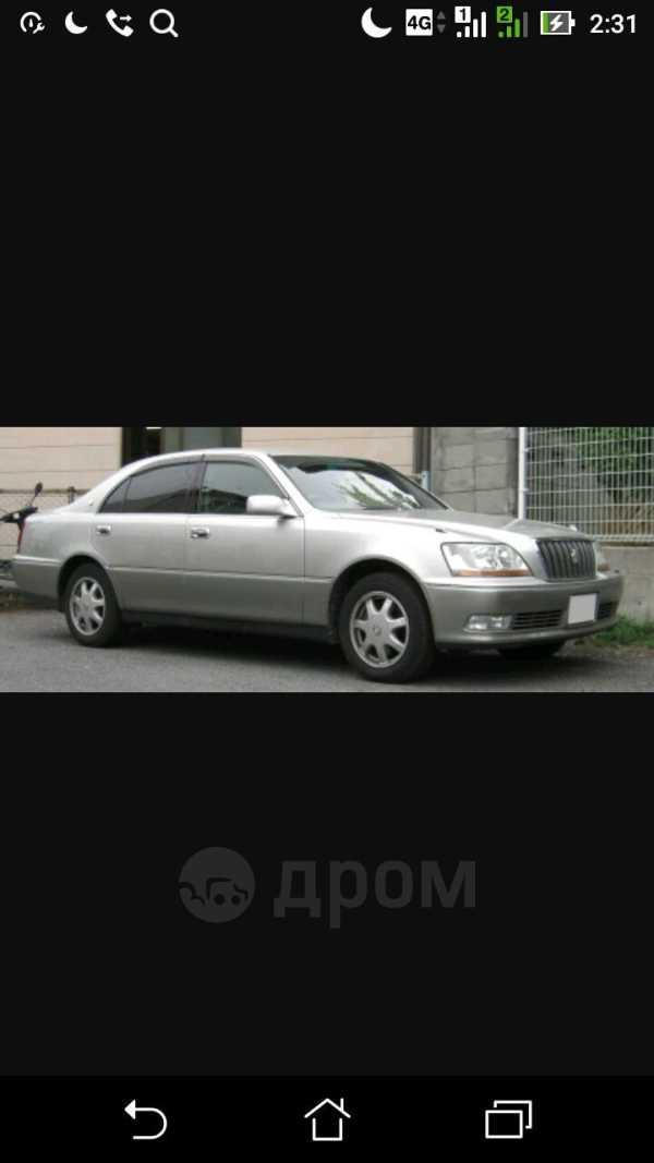 Toyota Crown Majesta, 2002 год, 120 000 руб.