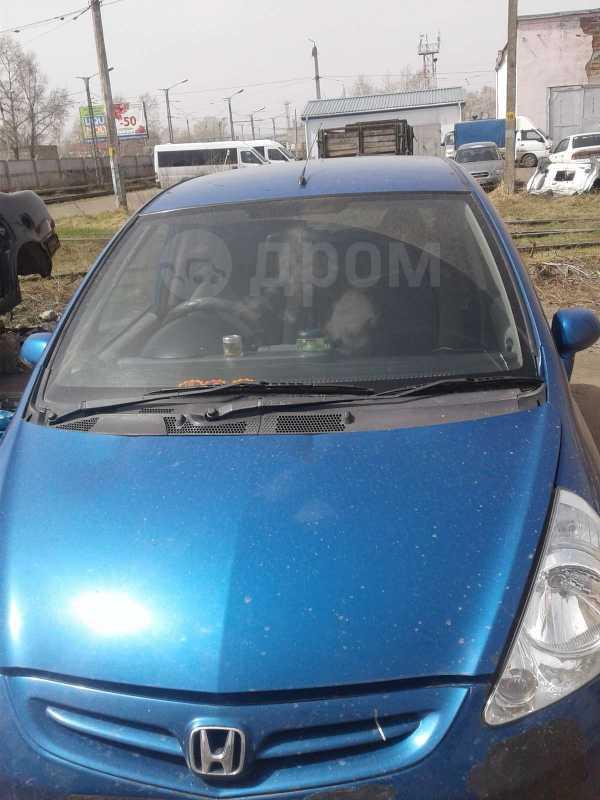 Honda Fit, 2003 год, 175 000 руб.