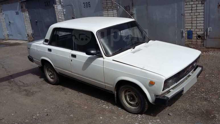 Лада 2105, 1987 год, 39 500 руб.