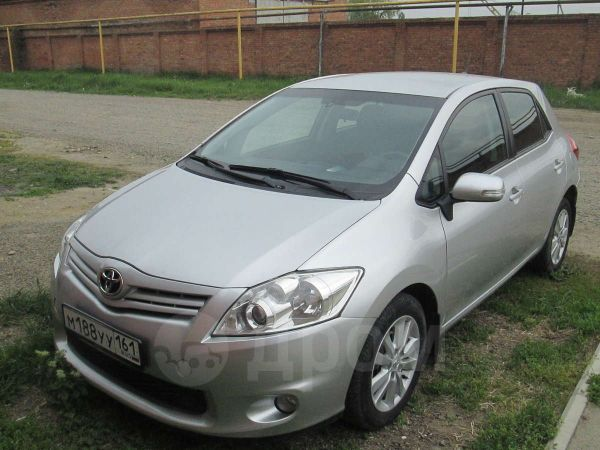 Toyota Аурис краснодарский край