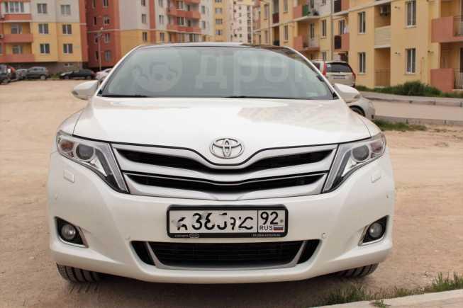 Toyota Венза б у москва #10