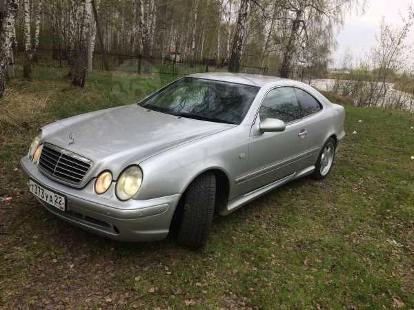 Mercedes-Benz CLK-Class, 1999 год, 290 000 руб.