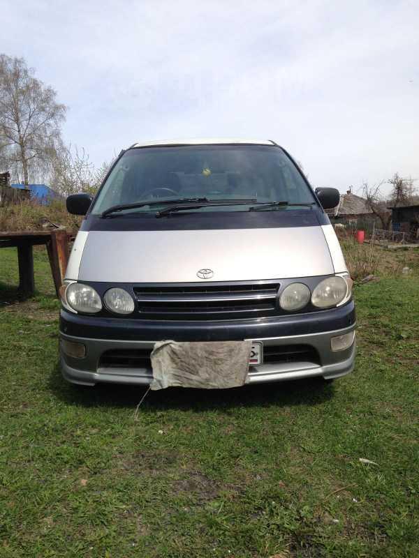 Toyota Estima Lucida, 1999 год, 290 000 руб.