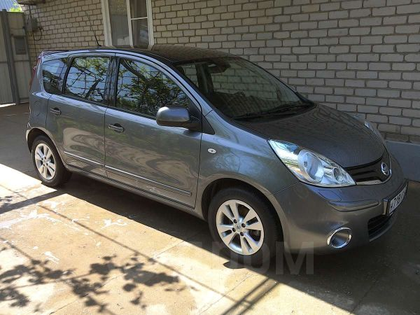 Nissan Note, 2012 год, 550 000 руб.
