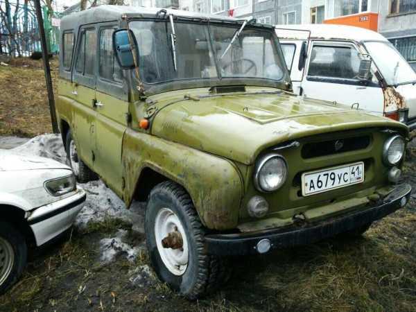 объявления продажа уаз-469 в камчатском крае квартиры