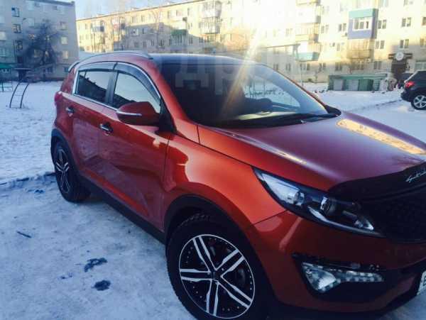 Kia Sportage, 2012 год, 1 000 000 руб.