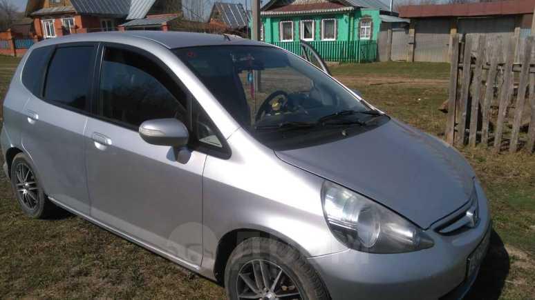 Honda Jazz, 2008 год, 350 000 руб.