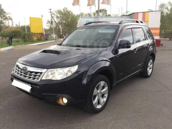 Subaru Forester, 2011 год, 985 000 руб.