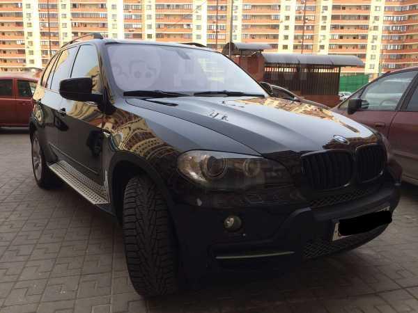 BMW Х5 vs Toyota Prado 120 | BMW Club