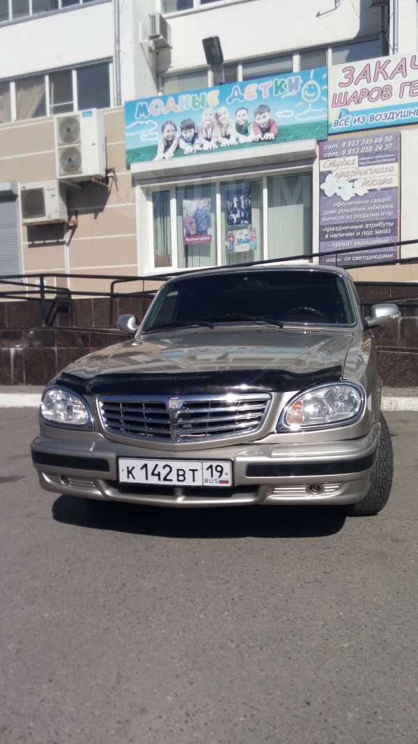 ГАЗ 31105 Волга, 2007 год, 230 000 руб.