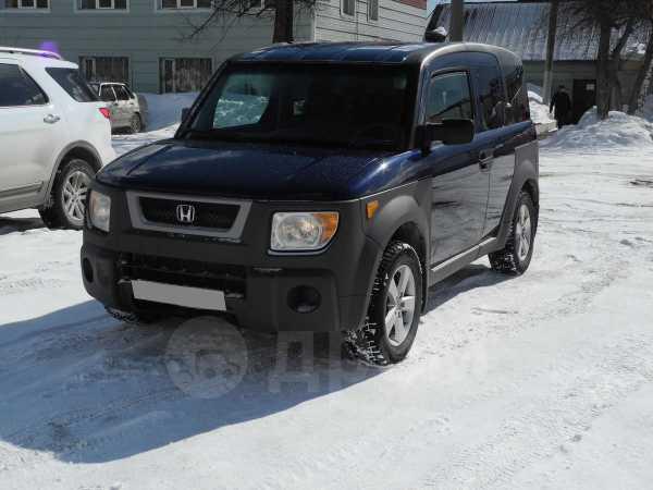 Honda Element, 2003 год, 375 000 руб.